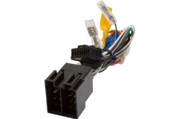 Pioneer DEH-P77MP DEHP77MP DEH P77MP Power Loom Wiring Harness lead ISO Genuines spare part